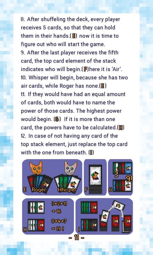 Rulebook Page 11