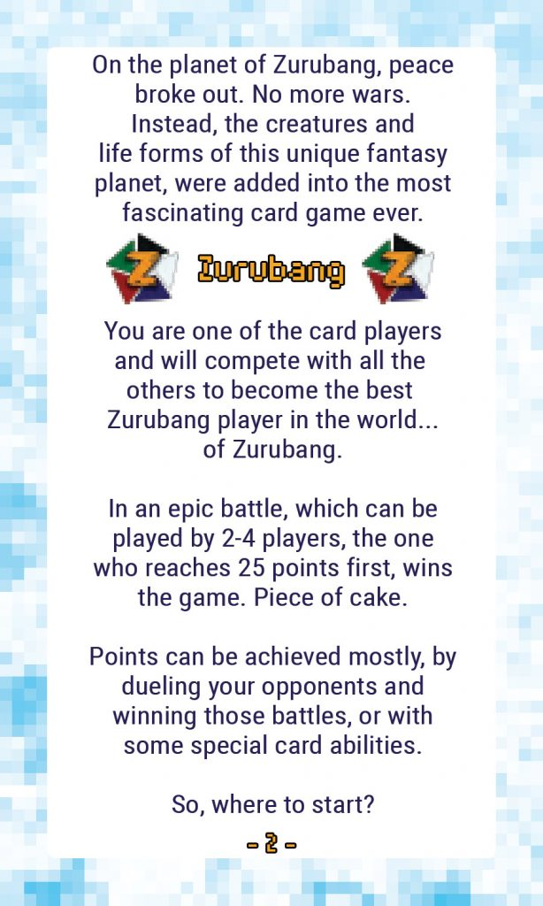 Rulebook Page 2